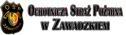 Ochotnicza Straż Pożarna w Zawadzkiem